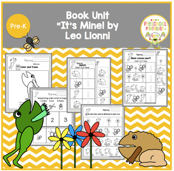 It\'s Mine Leo Lionni Activities Teaching Resources   Teachers Pay ...