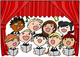 """It's Show Time!"" Winter Holiday Ideas...FREEBIE!!!"