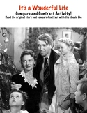"""It's a Wonderful Life"" Compare and Contrast with Original Short Story"