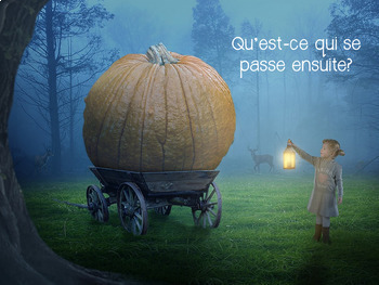 {J'aime Écrire: l'Halloween} French Halloween writing prompts with real pictures