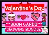 #JAN21SLPSGODIGITAL Valentine's Day Boom Cards Growing Bun