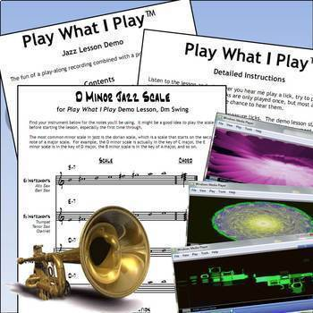 #JL00 - Play What I Play Jazz Improv Lesson - Free!