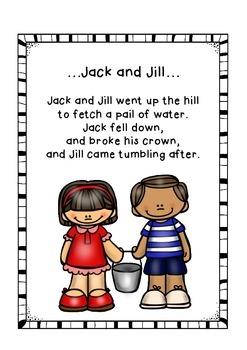{ Jack and Jill }