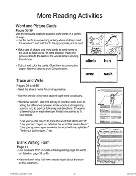 """Jack and the Beanstalk"": Reading Activities"