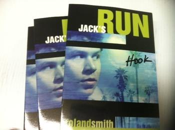 """Jack's Run"" books, by Roland Smith- Literature Circle Set"