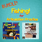 Fishing for Articulation BUNDLE!