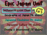 *** Japan!!! (part 1: Influences from China) visual, textual, engaging