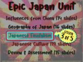 *** Japan!!! (part 3: Japanese Feudalism) visual, textual, engaging