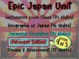 *** Japan!!! (part 4: Japanese Culture) visual, textual, engaging