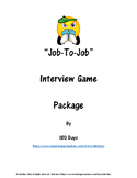 """Job-to-Job"" Interview Game"
