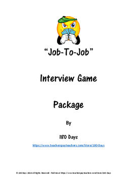 """Job-to-Job"" Interview Game"