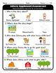 """Johnny Appleseed"" Book Companion for Pre-K, Kindergarten, SDC"