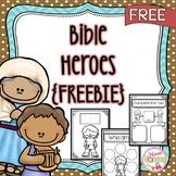 Bible Heroes Unit FREEBIE