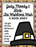 """Judy Moody and Stink: The Wishbone Wish"" - A Book Study"