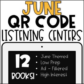 ✌June QR Code Listening Center✌