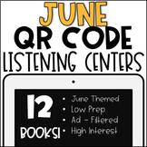 June QR Code Listening Center