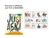 """""""Just Ask"""" - Sonia Sotomayer Supplement Book"""