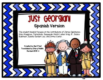 """Just Georgian"" Spanish Version"