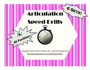 /K/ Artic Speed Drill SET