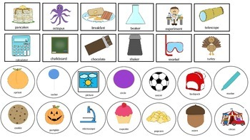 /K/ Articulation and Language Activity Bundle
