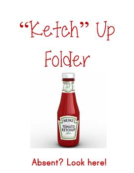 """""""Ketch"""" Up Folder Cover"""