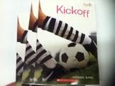 """Kickoff"" books, by Donna King - Literature Circle Set"