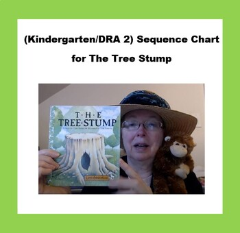(Kindergarten/DRA 2) Sequence Chart for The Tree Stump
