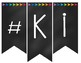 #Kindergarten Rocks Banner