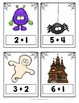 {Kindergarten} Spooktacular Addition Solve the Room Activity Packet