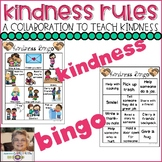 KindnessRules: Kindness Bingo FREEBIE