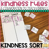 #KindnessRules: Kindness Sort