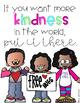 #Kindnessnation Set of Kindness Posters