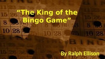 """""""King of the Bingo Game"""" by Ralph Ellison"""