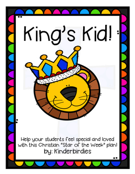 """King's Kid"" - A Christian Star of the Week Program"