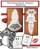 """Back To School """"Kissing Hand"""" Inspired Craft & Writing Prompt"""