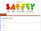 'Kitchen Safety' Intro to Culinary FCS Digital Worksheet