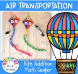 'Kites Counting' Math Center