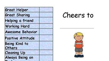 """""""Kudos"""" Certificate - Boy"""