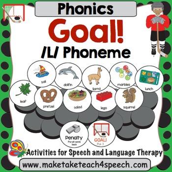 /L/ Phoneme - Goal!