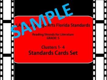 ( LAFS) standards - Literature- Grade 5 movie Hollywood theme