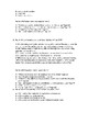 (LEAP/PARCC-like) Grade 6: Guidebook Out of the Dust Unit: Winter 1935 Test