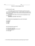 (LEAP/PARCC-like) Grade 7: Guidebook The Giver Unit: Chapters 1 - 4 Test