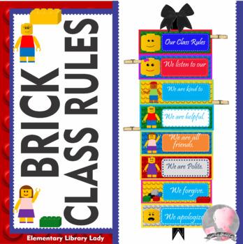 LEGO Like - Block Theme Theme Class Rules - EDITABLE