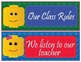 """LEGO like"" - Block Theme Theme Class Rules - EDITABLE"