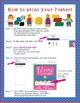 LEGO Like - Brick - EDITABLE Welcome Poster - 18 x 24