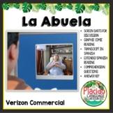 """La Abuela"" Verizon Commercial Authentic Spanish Resource"