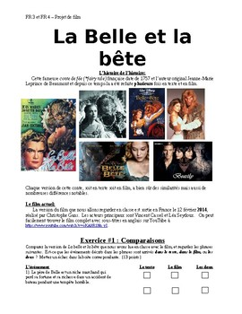 """La Belle et la Bête"" - 2014 French film"