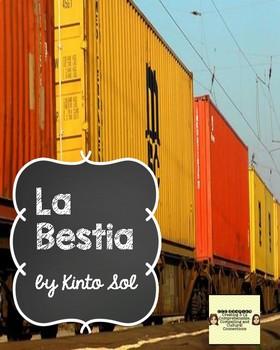 """""""La Bestia"""" by Kinto Sol Movie Talk, Cloze and More!"""