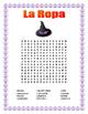 "La Ropa-Label the Clothes in Spanish-""La Brujita Feliz""- H"