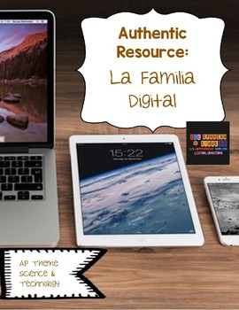 """La Familia Digital"":  Spanish PSA"
